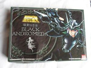 RARE SBS BANDAI 2005 SAINT SEIYA- figurine Black Andromeda Chevalier du zodiaque