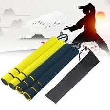 Bruce Lee Martial Arts Nunchucks Safety Foam Nunchakus Stick Training