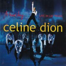 CELINE DION A New Day...Live In Las Vegas CD + DVD Album 2004 WIE NEU Chansons