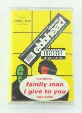 Nitzer Ebb Ebbhead Cassette Tape Brand New Geffen Records