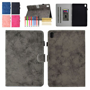 """Classic Leather Book Stand Pen Holder Case Cover For Huawei MediaPad T5 10.0"""""""