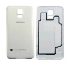 Original Replacement Back Door Battery Cover for Samsung Galaxy S5 SM-G900 White