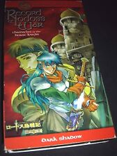 Record of Lodoss War Chronicles of the Heroic Knight Vol. 4 - Dark Shadow VHS