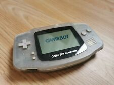 Nintendo Game Boy Advance console Handheld System - Glacier