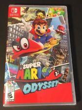 Super Mario Odyssey (Nintendo Switch) NEW