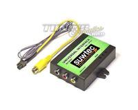 DVD Video Multimedia Adapter + Rückfahrkamera Interface + TV Free VW MFD / RNS-D