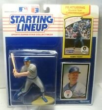 1990  ROBIN YOUNT - Starting Lineup - SLU - Sports Figurine - Millwakee Brewers