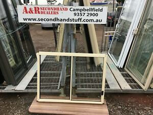 NEW Aluminium SLIDING WINDOWS 900h x 1200w (Approx Size) 5 COLOURS