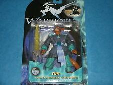 WARRIORS OF VIRTUE: 'The Movie' YUN 'Kangaroo Warrior! 1997 Action Figure