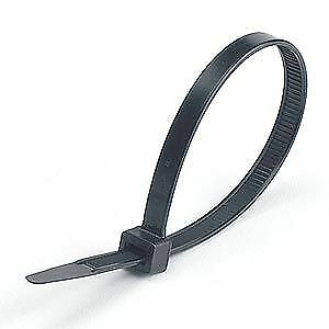 20 x Cable Ties 160 x 4.8mm in BLACK NO RESERVE! FREE DELIVERY