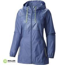 Columbia Womens Flashback Windbreaker Jacket - Hooded Lightweight Thin NEW