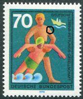 Bund 634 II postfrisch neuer Plattenfehler PF BRD Michel -- . -- Impfnarbe MNH