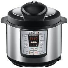 Instant Pot IPLUX60 6in1 Programmable Pressure Cooker, 6Quart 1000Watt, New