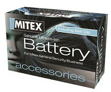 MITEX LI-ION BATTERY FOR GENERAL, PMR446, SECURITY, PRO, 446PRO HANDHELD RADIOS