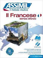 Il Francese senza sforzo: MP3 - Assimil