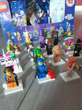 LEGO 71023 THE LEGO MOVIE 2 Minifigures serie complete 20 figs