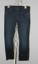 WOW~ COH CITIZENS OF HUMANITY sz 28 AVA LOW RISE STRAIGHT LEG JEANS DARK