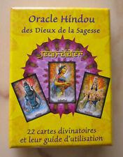 Oracle Hindou des Dieux de la Sagesse / Jean-Didier  / Divinatoire, Divination