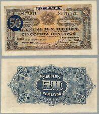 Mozambique 1919 50 centavos 1919 P-R-4a GEM UNC  - US-Seller