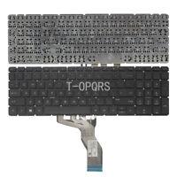 New FOR HP 250 G6 255 G6 256 G6 258 G6  TPN-C129 TPN-C130 Laptop Keyboard US