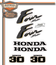 HONDA 30hp 4 Stroke decals/stickers  Quality Product