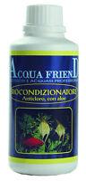 Biocondizionatore anticloro con aloe Acqua Friend accessori per acquari e pesci