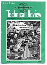 BRUEL & KJOER - TECNICAL REVIEW - Nº 1 - 1964