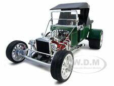 1923 FORD T-BUCKET SOFT TOP GREEN 1:18 MODEL CAR BY ROAD SIGNATURE  92829