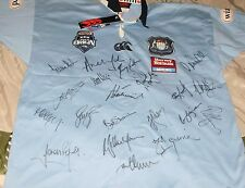 NEW SOUTH WALES STATE OF ORIGIN JERSEY (2003 / GAME 1) SIGNED