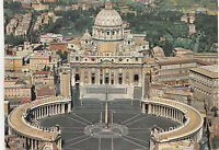 BF23570 roma piazza s pietro   italy  front/back image