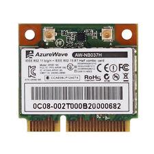 AR5B195 PCI-E Half Mini Wifi Bluetooth3.0 802.11b/g/n 300M Wireless Card F Dell