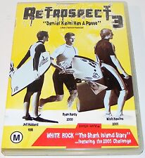 "RETROSPECT 3 / WHITE ROCK-""The Shark Island Story""---(Dvd)"