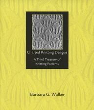 Charted Knitting Designs : A Third Treasury of Knitting Patterns by Barbara…