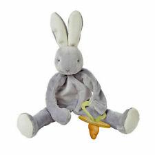 Bunnies By The Bay Grady Bunny Silly Buddy - Grey