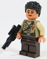 LEGO STAR WARS JEDI FALLEN ORDER CERE JUNDA MINIFIGURE - MADE OF GENUINE LEGO