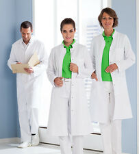 Exner Laborkittel Kittel Mantel Damenkittel Arztkittel 100% Baumwolle Gr. XS-5XL