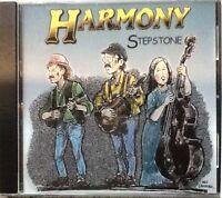 Stepstone ~ Harmony ~ Traditional Folk ~ CD Album ~ New