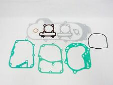 80cc GASKET KIT #1 FOR CHINESE SCOOTERS WITH 80cc (47mm BORE) QMB139 MOTORS