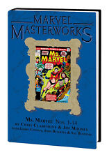 Marvel Masterworks #211 MS. MARVEL Volume #1 DM Variant Hard Cover NEW! (2014)