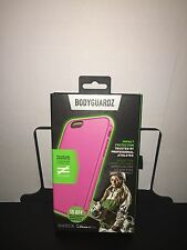 Authentic BodyGuardz Shock Case with Unequal Technology for iPhone 6 Plus - Pink