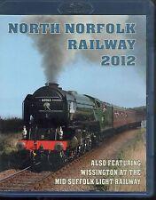 North Norfolk Railway 2012  Blu-Ray DVD