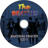 THE BEATLES GUITAR BACKING TRACKS 3x AUDIO CD GREATEST HITS BEST LENNON MCCARTNE