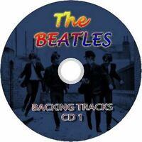 THE BEATLES GUITAR BACKING TRACKS 3x AUDIO CD GREATEST HITS BEST LENNON MCCARTNE