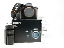Sony A7 III Mirrorless Full Frame DSLR Camera Body Only Boxed Only 12,787 Shots