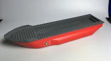 LEGO® System 1x Boot Schiff Rumpf Schiffsrumpf rot red 62791 aus 7207 (1)