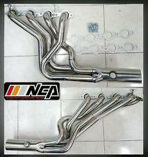 98-02 CHEVY CAMARO Z28 / FIREBIRD TRANS-AM 5.7L LS1 STAINLESS STEEL HEADERS F