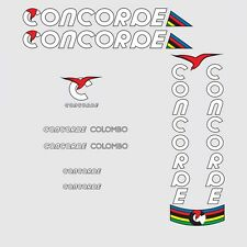 Concorde Columbo Decals, Transfers, Stickers - n.4