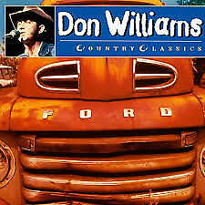 DON WILLIAMS - 20 COUNTRY CLASSICS CD ~ GREATEST HITS~BEST OF *NEW*