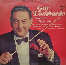 """GUY LOMBARDO - SWEET & HEAVENLY 12"""" LP (P374)"""