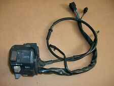 89 90 1990 KAWASAKI ZX7 H1 ZX7R OEM LEFT SWITCHES CHOKE LEVER AND CABLE
